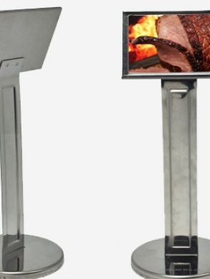 275-Display-Mesa-Grande-Base-Redonda-Aço-Inox-guedes-store