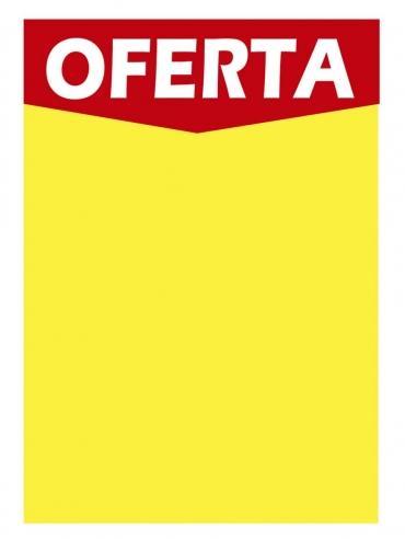 Cartaz Oferta para supermercados, açougues e hortifruti
