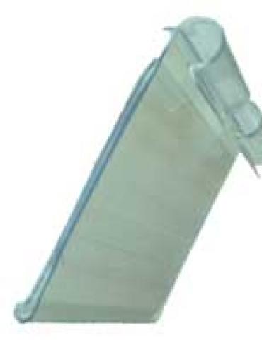 PORTA ETIQUETA GANCHEIRA PEG IN BOARD 0,75cmx4,5cm